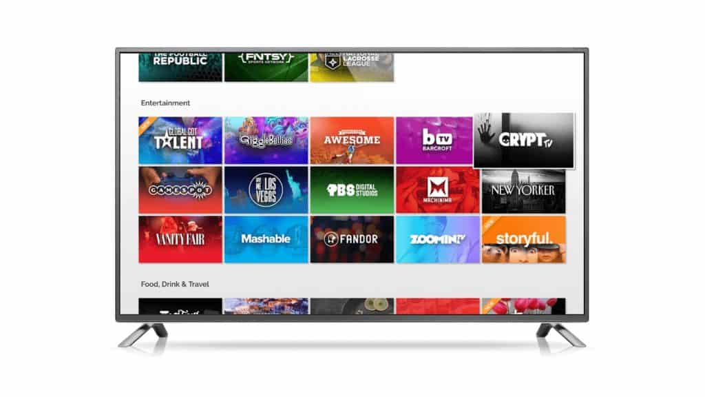 Xumo TV Free Streaming Service