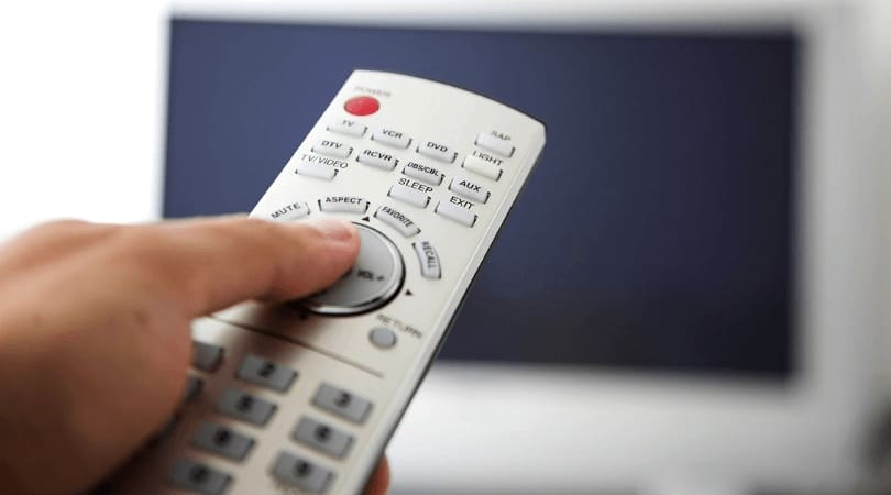Remote control watching tv with no cable